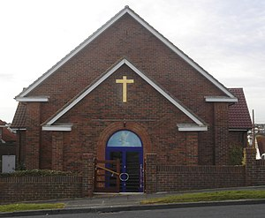St Martin's United Reformed Church, Saltdean, ...