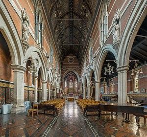 St Mary Magdalene, Paddington - Image: St Mary Magdelene's Church, Paddington, London, UK Diliff
