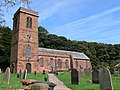 St Nicholas's Church, Burton-in-Wirral - geograph.org.uk - 1495720.jpg