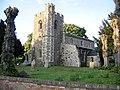 St Peter's church, Wrestlingworth, Beds - geograph.org.uk - 171181.jpg