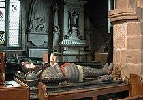 St Peter, Astley - Effigies (geograph 2235826).jpg