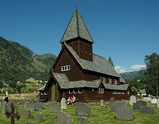 Røldal Stave Church Church in Vestland, Norway