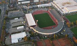 Stadion an der Hamburger Straße