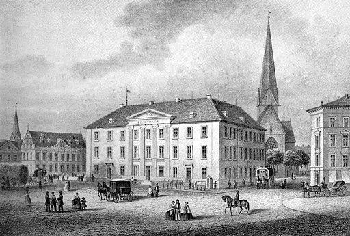 Stadthaus - Bremen – 19th century