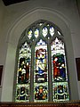 Stained glass window, Church of St Peter, St Paul and St Thomas of Canterbury - geograph.org.uk - 932158.jpg