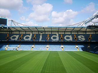 Stamford Bridge (stadium) - The Matthew Harding Stand