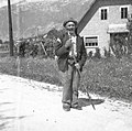 Stari Gajger iz Bavščice, 80 let star 1952.jpg