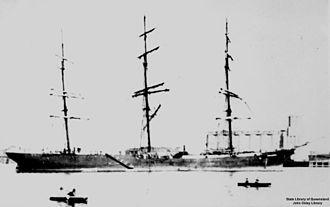 Chalahgawtha - Sailing ship Chillicothe