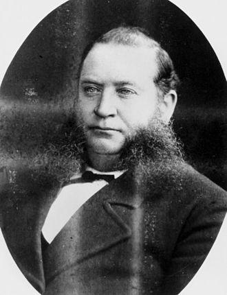 James Foote - James Foote, circa 1880