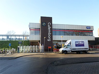 How to get to Station Culemborg with public transit - About the place