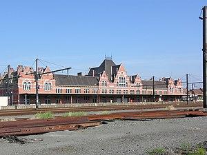 Essen (B) railway station - Image: Station Essen