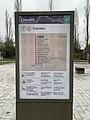 Station Tramway IdF Ligne 6 Louvois - Vélizy-Villacoublay (FR78) - 2021-01-03 - 1.jpg