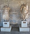 Statues Representing The Odyssey and The Iliad (3358223056).jpg