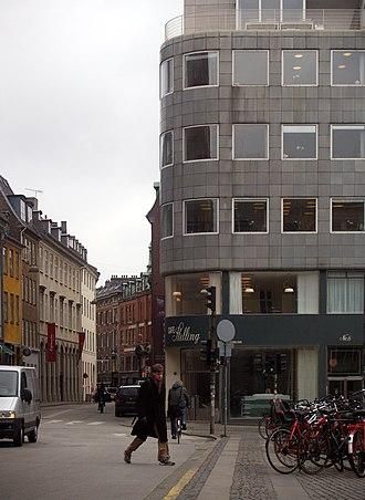Stelling House - Image: Stellings Hus Skindergade