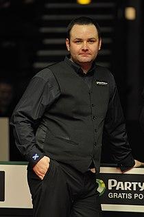 Stephen Maguire at German Masters Snooker Final (DerHexer) 2012-02-05 23.jpg