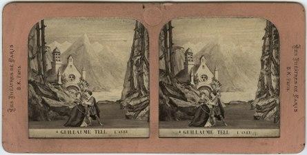 Stereokort, Guillaume Tell 4, L'aveu - SMV - S153a.tif