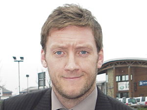 Steve Howard - Howard in 2006 during his time at Derby County