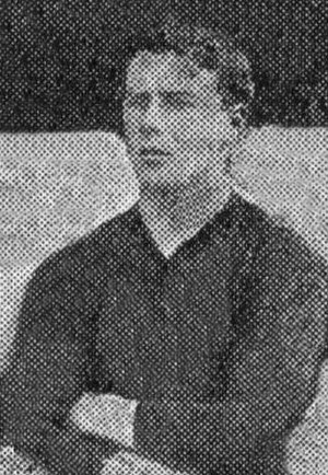 Steve Buxton - Buxton with Brentford in 1909.