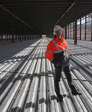 Gigafactory 1 - Steve Jurvetson on a tour of Tesla Gigafactory 1