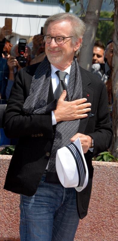 Steven Spielberg Cannes 2016 2