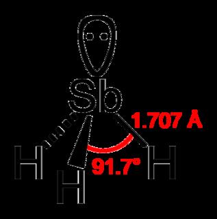 Stibine chemical compound