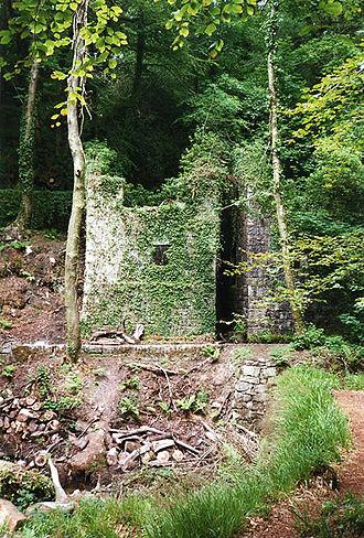 Stithians - Ruins of Kennall Vale Gunpowder Works