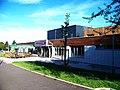 Stodůlky, kulturní dům Mlejn, restaurace.jpg