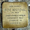 Stolperstein Eppenhainer Strasse 6 Rosenthal Irene.jpg