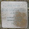 Stolperstein Höxter Albaxer Straße 28a Selig Ransenberg.jpg