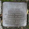 Stolperstein Oberhausen Katharienenstraße 61 Albert Eggert.jpg
