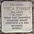 Stolperstein für Frieda Schablin.jpg
