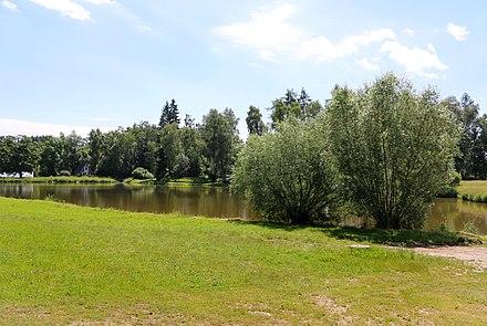 Dolní Jarošův rybník adaab14304