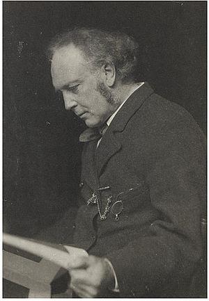 Stopford Brooke (chaplain) - Stopford Brooke, c. 1890