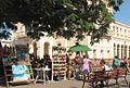 Street vendors in Parque Vidal (Santa Clara, Cuba).jpg