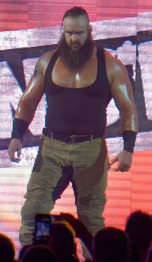 Braun Strowman - Strowman in September 2016