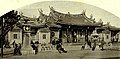 Students of Taihoku College of Medicine at the Longshan Temple.jpg