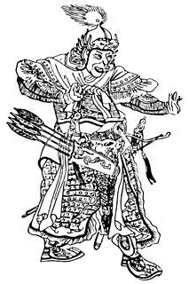 Mongol general under Genghis Khan and Ögedei Khan