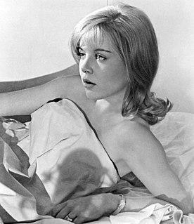 Sue Lyon American actress