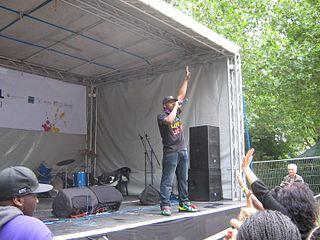 Sugaspott Zimbabwean rap and hip hop artist