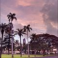 Sunrise from the Iolani Palace (5246484743).jpg