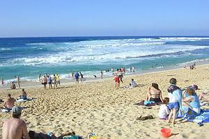 Sunset Beach (Oahu) - Image: Sunset Beach
