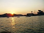 Sunset at 3 Rivers Regatta.jpg