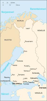 Helsinki Väkiluku