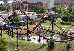 Superman: Krypton Coaster