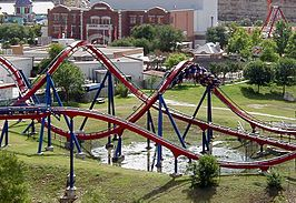 Superman Krypton Coaster - interlocking corkscrews.jpg