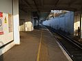 Surbiton station slow westbound look east3.JPG