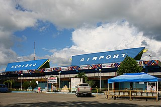 Surigao Airport