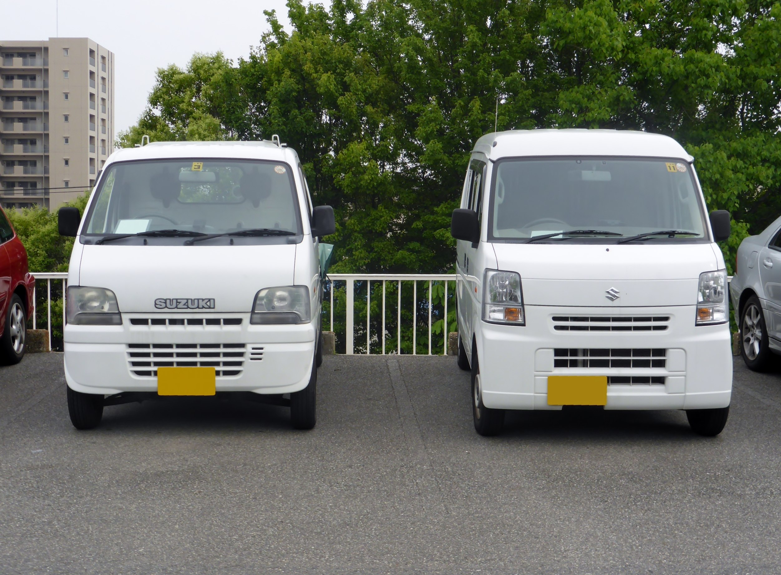Suzuki Carry - The complete information and online sale with free