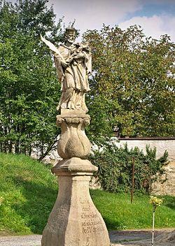 Sv. Jan Nepomucký, Domaželice.jpg