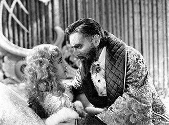 Marian Marsh - Marian Marsh and John Barrymore in Svengali (1931)